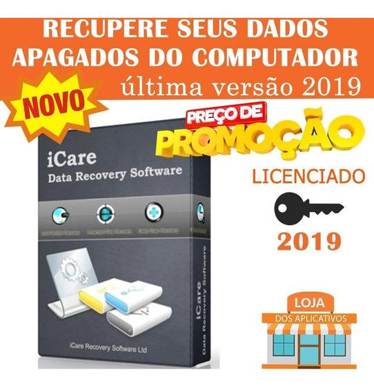 Icare Data Recovery Pro 2019/recuperação De Dados