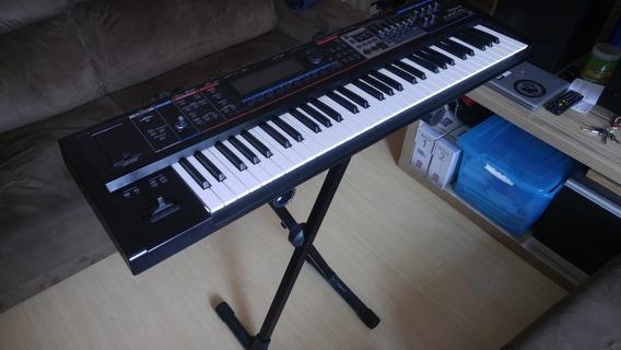Teclado Roland Juno Gi + Case + Pedal +suporte
