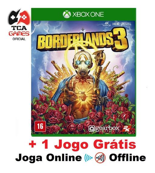 Borderlands 3 Xbox One Mídia Digital