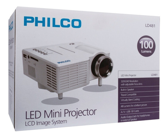 Mini Proyector Led | Philco