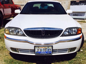Lincoln Ls Sedan Piel At 2001