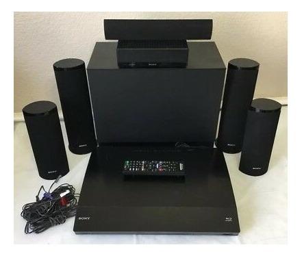 Sony Blu-ray Disc/dvd Home Theatre System Bdv-e780w