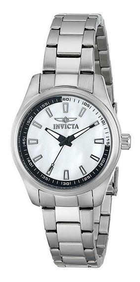 Reloj Invicta De Mujer 12830 Con Dial De Madre Perla (nacar)