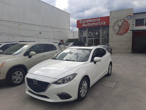 Imagen 1 de 15 de Mazda 3  Sedan  2016