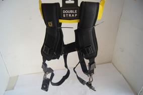 Alça Para Câmeras Double Strap-1001coisas