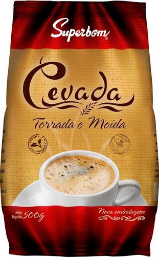 Imagem 1 de 2 de Café Cevada 500g - Superbom