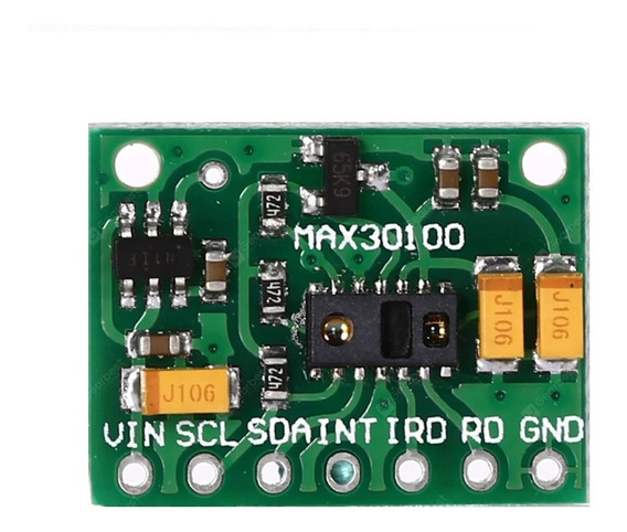 Sensor Module Heart Rate Pulse Heart Rate Max30100 - 0416