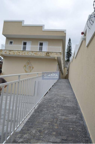 Imagem 1 de 16 de Sobrado Com 2 Dormitórios À Venda, 57 M² Por R$ 250.000,00 - Itaquera - São Paulo/sp - So14454