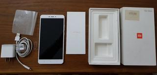 Xiaomi Mi Max 2 Como Nuevo, 64 Gb Y 4 Gb Ram Con Funda, 4g