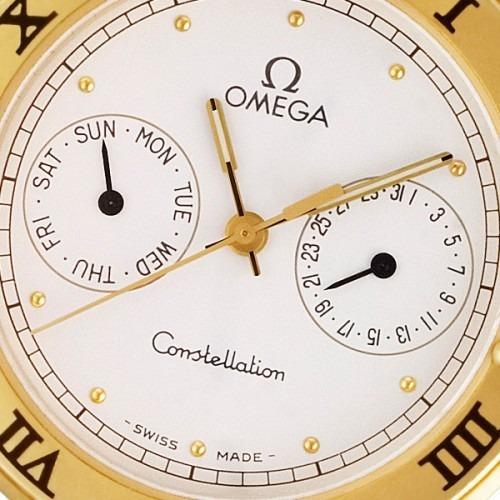 Reloj Omega Constellation Quartz
