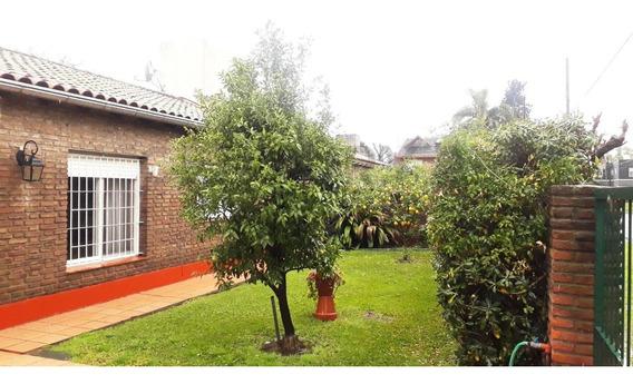 Venta Casa 4 Ambientes C/cochera Quincho Y Patio El Talar