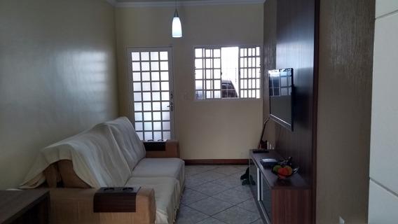 Casa Com 2 Quartos Para Comprar No Heliopolis Em Belo Horizonte/mg - 43993