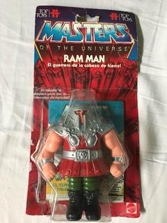 Ran Man Top Toys Sellado De Época Masters Of The Universe