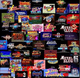 Colección Pack 15000 Juegos Arcade Consolas Pc / Android