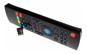 Air Mouse Wireless Controle Remoto Smart Tv Pc T2