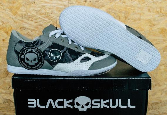 Tênis Original Black Skull - Modelo Bs2040