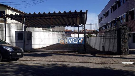 Terreno Para Alugar, 702 M² Por R$ 8.000,00/mês - Jabaquara - São Paulo/sp - Te0095