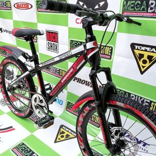 Bicicletas Para Niños Aro 20 ,frenos Disco Montañera Rin