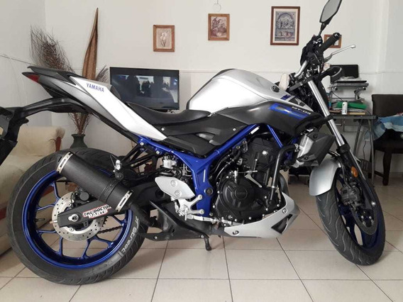 Yamaha Mt 03 Primera Mano Impecable