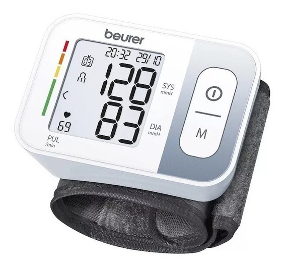 Baumanometro Digital Monitor Presion Arterial De Muñeca