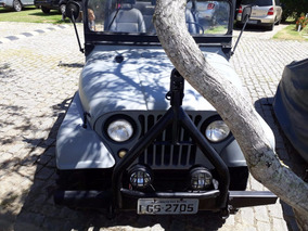Jeep Willys 66 4x4 E Reduzida