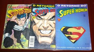Hq Antigo O Retorno Do Super Homem