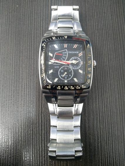 Relógio Technos Performance Multifunção Vx3tab/1r