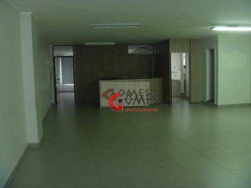 Imagem 1 de 14 de Sala, 145 M² - Venda Por R$ 500.000,00 Ou Aluguel Por R$ 2.000,00/mês - Centro - São Bernardo Do Campo/sp - Sa0219