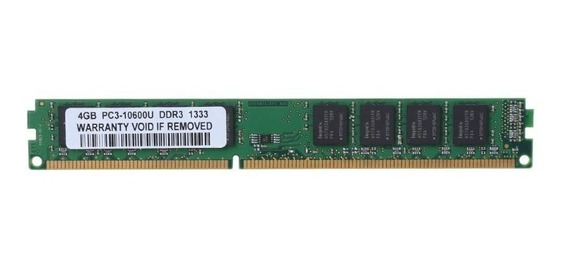 Memorias Ddr3 4gb 1333mhz Pc3-10600 Full Compatibles.