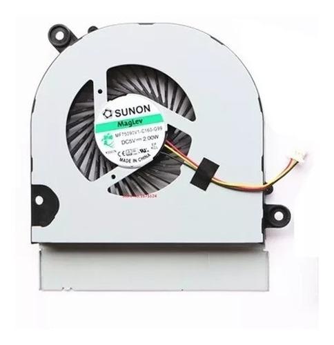 Ventilador Toshiba Asus A45