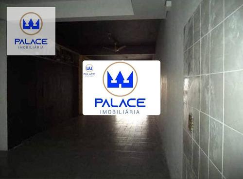 Imagem 1 de 7 de Salão Para Alugar, 80 M² Por R$ 900,00/mês - Santa Terezinha - Piracicaba/sp - Sl0159