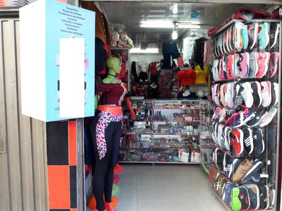Vendo Negocio Almacén Acreditado Y Rentando Barrio Chicala