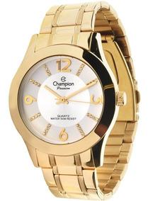 Relógio Champion Feminino Passion Cn28713h Luxo