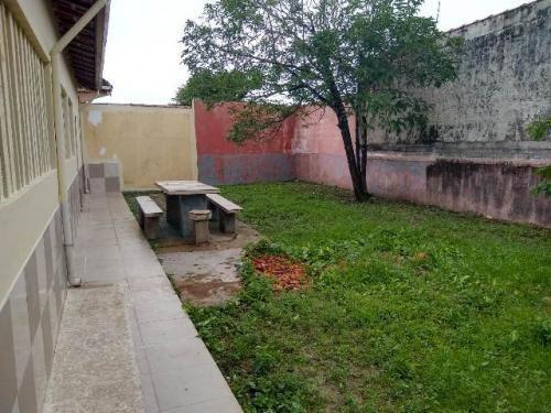Casa No Bairro Jardim Verde Mar, Ref. C2078 L C