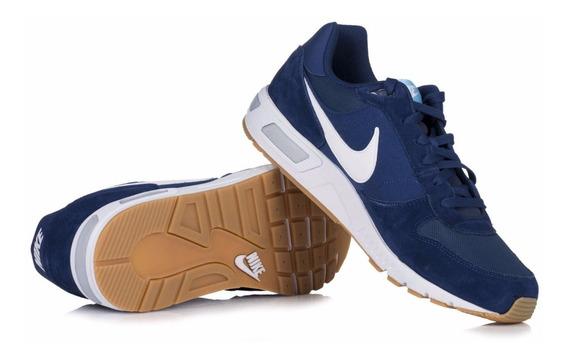 Tenis Nike Nightgazer Caballero Azul Marino