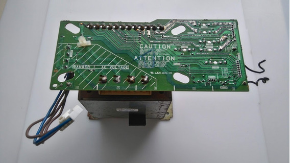 Transformador Som Sony Zx80d