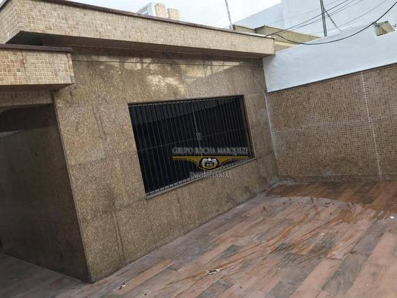 Casa Com 2 Dormitórios Para Alugar, 210 M² Por R$ 3.500/mês - Tatuapé - São Paulo/sp - Ca0766