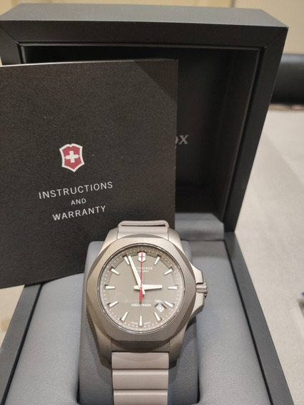 Relógio Victorinox Inox Titanium