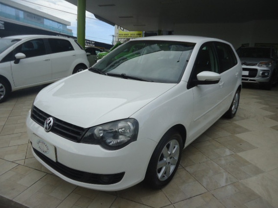 Volkswagen Polo 1.6 Vht Total Flex I-motion 5p Branco 2013
