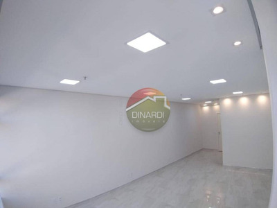 Sala Para Alugar, 36 M² Por R$ 950/mês - Jardim Palma Travassos - Ribeirão Preto/sp - Sa1048