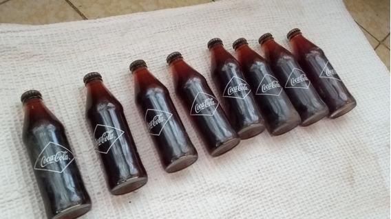 Botellas Antiguas De Coca Cola. Edición Limitada. Año 2001.