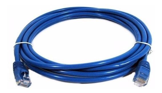 Patchcord Cable De Red Armado 2 Metros Categoria 5e