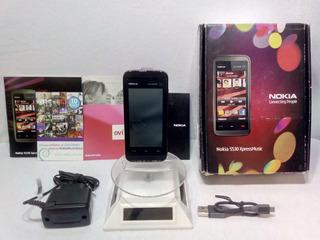 Nokia Xpressmusic 5530 Negro Movistar