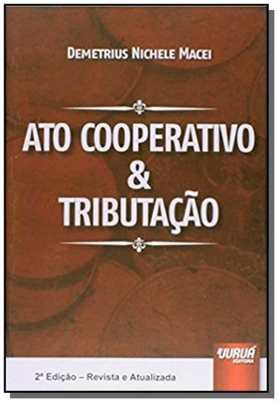 Ato Cooperativo E Tributacao