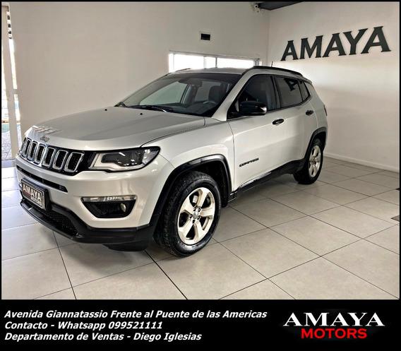 Jeep Compass Sport 2.4 Extra Full !! Divina !!! Amaya Motors