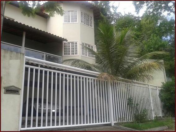 Casa Residencial Para Venda E Locação, Itaipu, Niterói. - Ca0060