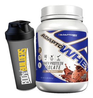 Whey Isolado ( Isolate ) 900gr - Adaptogen + Brinde