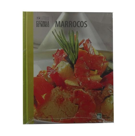 Livro De Receitas Típicas Marrocos