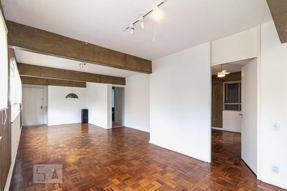 Apartamento Para Aluguel - Moema, 3 Quartos, 120 - 893094111
