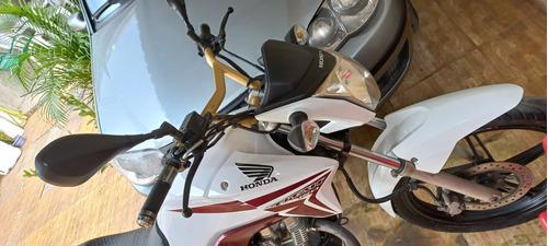 Honda Titan Ex Branca